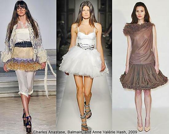 Бельевой стиль одежды.